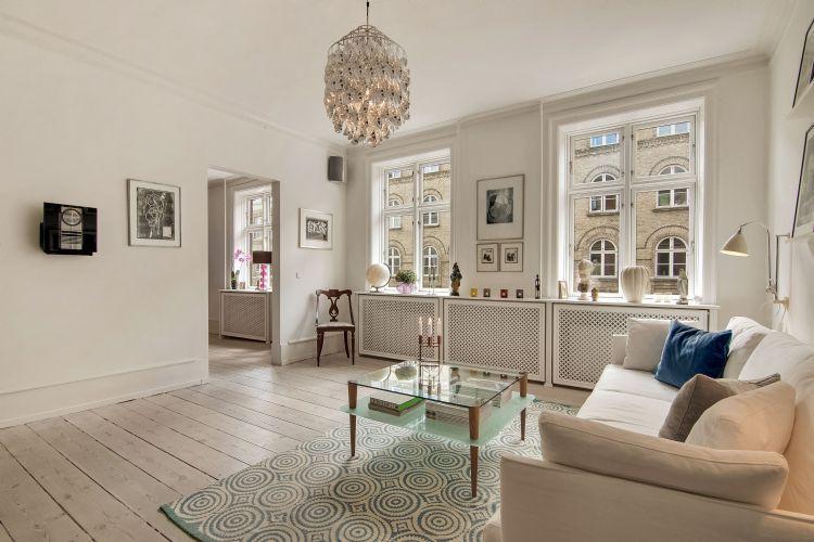 Ravnsborg Tvaergade Apartment - Designer Copenhagen apartment near Noerreport station - Copenhagen - rentals