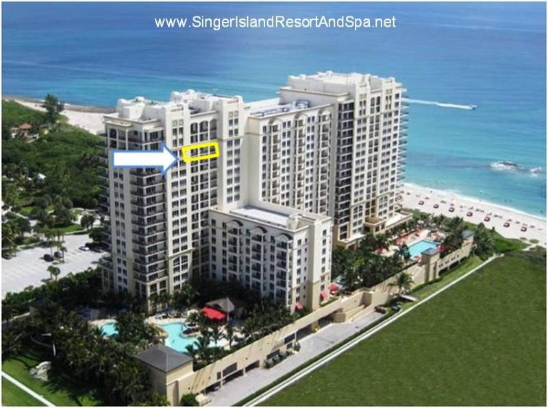 Condos at Marriott Resort Spa-Owner-Direct $$$ave - Image 1 - Singer Island - rentals