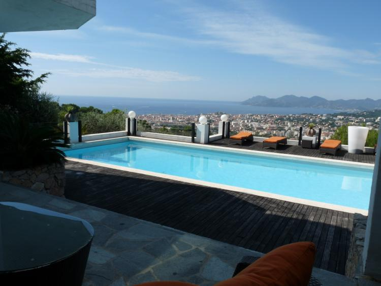 Villa des Collines, Luxury 7 Bedroom Home with Sea Views - Image 1 - Cannes - rentals