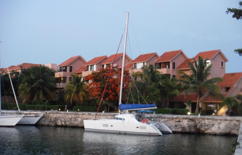 Fragata condo - Immeuble - Waterfront Loft Fragata 4 Riviera Maya, Puerto A - Puerto Aventuras - rentals