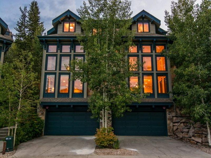 Mountain Crest Ski Home in Park City - Mountain Crest - Walk to Main Street in Old Town - Park City - rentals
