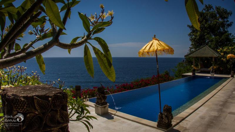 Villa Sarchi, Stunning Ocean Front Private Villa. - Image 1 - Amed - rentals