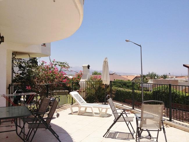 Beautiful garden apt- Close to sea - Image 1 - Eilat - rentals