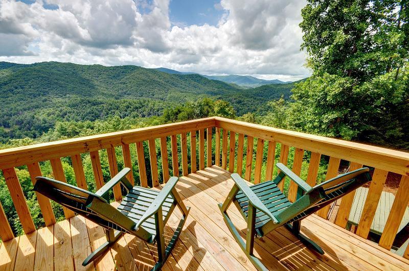 My favorite place to be! - Amazing mountain views, best in Blue Ridge! - Blue Ridge - rentals