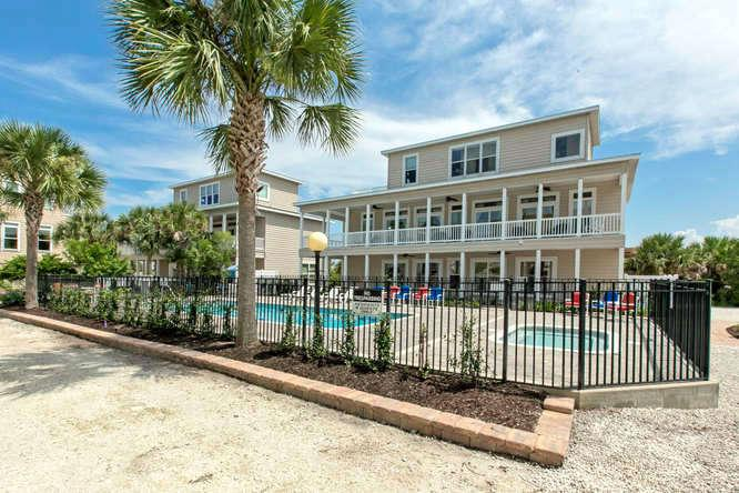The Waterview - POOL W/  OCEAN VIEW , POOL, Pets JULY Closeout 7 15-22. RATE $2555 total 3099 - Saint Augustine - rentals