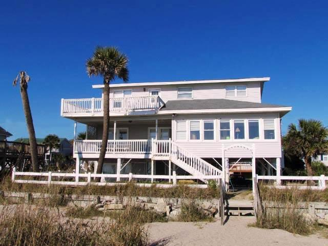 "516 Palmetto Blvd - ""Beach Music "" - Image 1 - Edisto Beach - rentals"