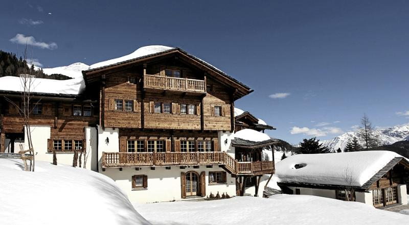 Alpine luxury chalet for rent - Image 1 - Davos - rentals