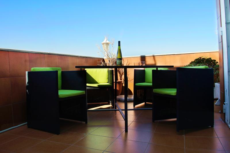 Attic City Centre with amazing terrace (WIFI) - Image 1 - Valencia - rentals