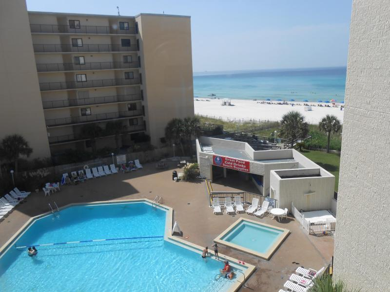 Beautiful view from a wall of windows - Spring Break $995 a week including tax & cleaning - Panama City Beach - rentals