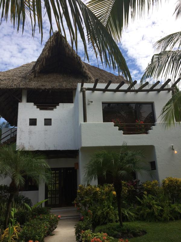 Front Side - Beach House in Guatemalan Pacific Coast - Puerto de San Jose - rentals