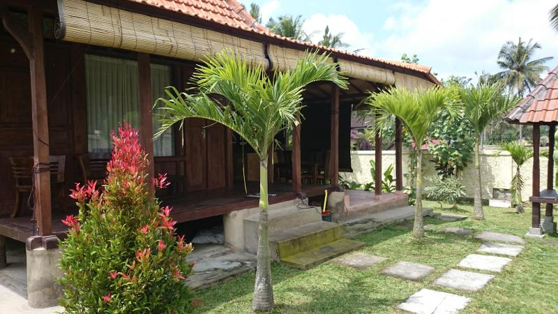 Anita's Eat Pray Love Rice Field Cottage Ubud Bali - Image 1 - Ubud - rentals