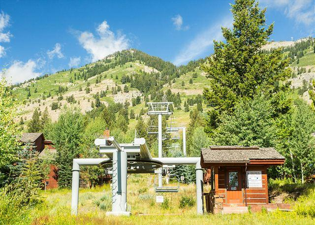 MC26 Chairlift - Moose Creek 26 - Great Location for your Jackson Hole Vacation! - Teton Village - rentals