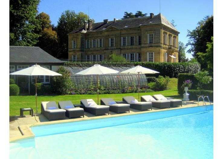 france/dordogne/chateau-isly-and-cottage - Image 1 - Lanouaille - rentals