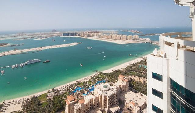 High Floor, Sea view One BD in Dubai Marina! Ocean Heights building. - Image 1 - Dubai - rentals