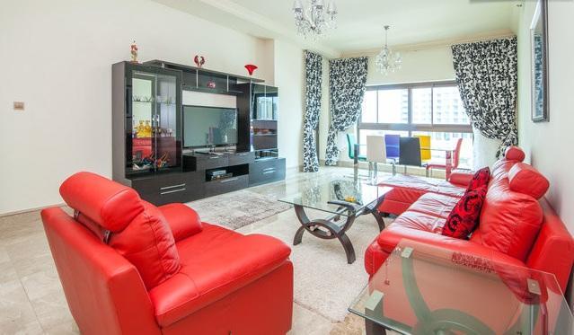 2 bd+maids Fairmont Residence Palm Jumeirah - Image 1 - Palm Jumeirah - rentals