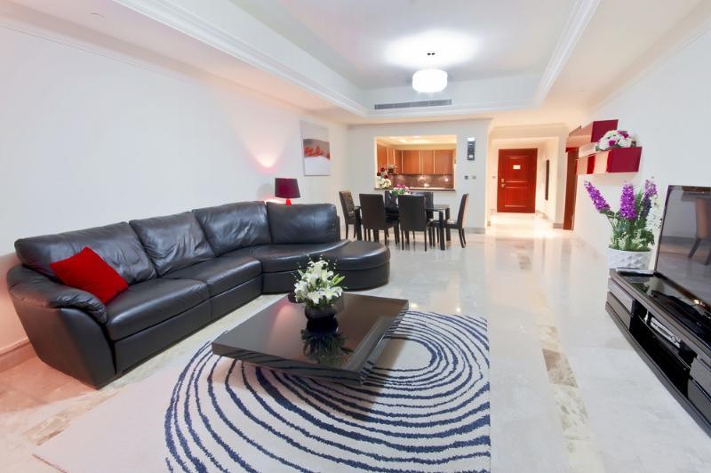 Seashore 1 BD, Fairmont Residence, Palm Jumeirah! - Image 1 - Palm Jumeirah - rentals