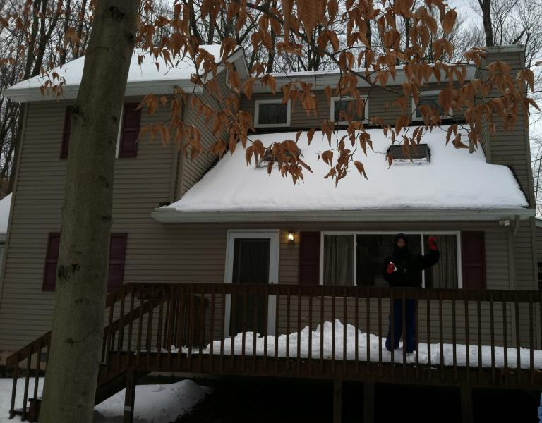 Winter Wonderland - Pocono mountain retreat - Pocono Lake - rentals