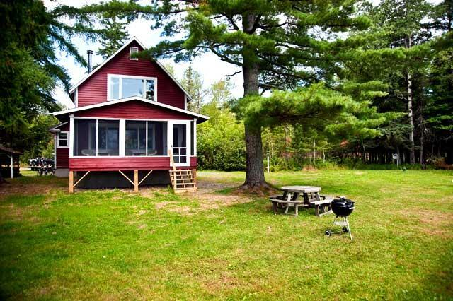 Exterior - Anderson Whispering Pines - Rangeley - rentals