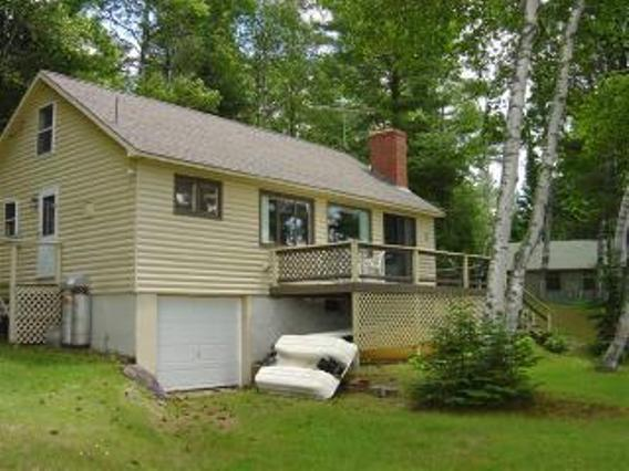 Exterior view - 12 Sable Lane - The Pines - Rangeley - rentals