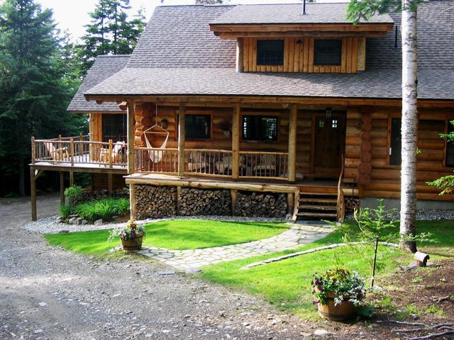 Exterior - Quimbachenee - Rangeley - rentals