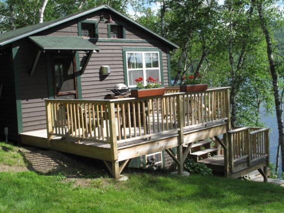 A Cozy Cabin - A Cozy Cabin - Rangeley - rentals