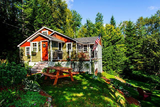 Tilman Camp - Tilman Camp - Rangeley - rentals