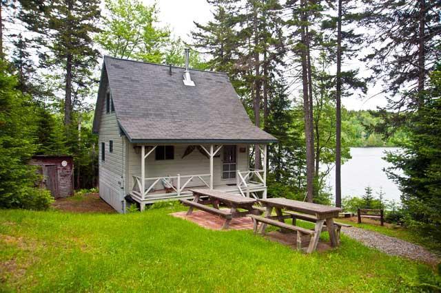 Exterior - Camp MacPhee - Rangeley - rentals