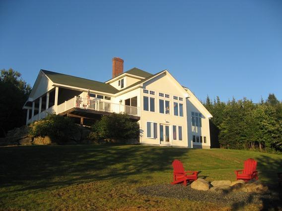 Hilltop exterior - Hilltop - Rangeley - rentals