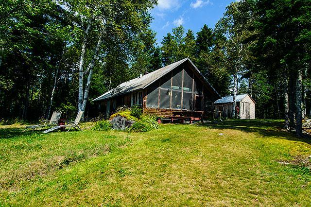 585 Moose Lodge - 585 Moose Lodge - Rangeley - rentals