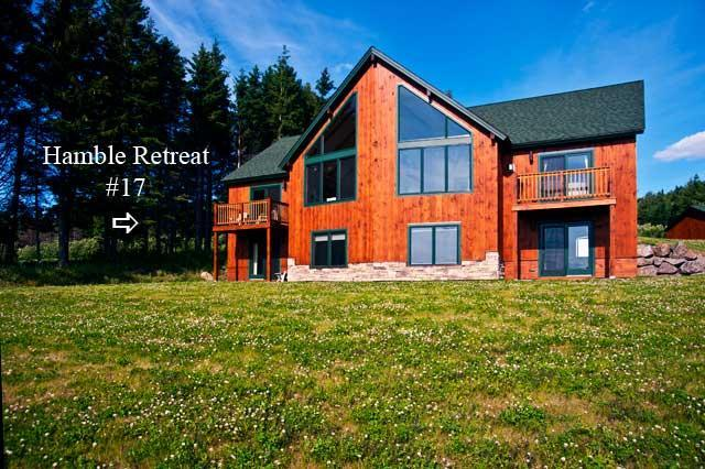 Lodges #17 - Hamble Retreat - Lodges #17 - Hamble Retreat - Rangeley - rentals