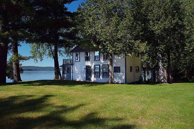 Exterior - Cedarcliff - Rangeley - rentals