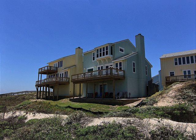 Best ocean views in Port Aransas! 4 BD / 2 Ba Sleeps - Image 1 - Port Aransas - rentals