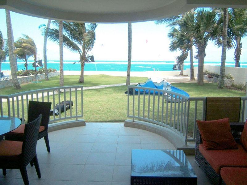 Close Enough? - Perfect Kiting condo ONLY 30 steps to beach - Cabarete - rentals