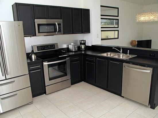 Upgraded Kitchen with Granite Tops and Stainless Steel Appliances - The Allegra - Kissimmee - rentals