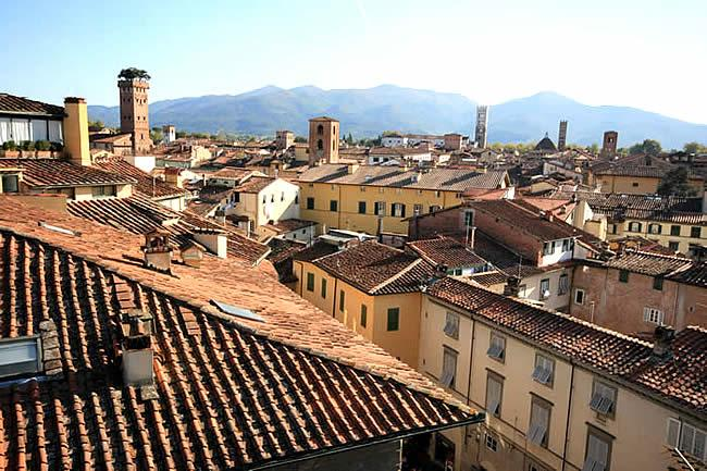 Deluxe Lucca Historical Center Apartment - Image 1 - Lucca - rentals