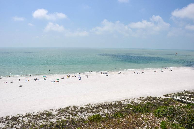 Apollo 706 - Recently Updated Beachfront Condo! - Image 1 - Marco Island - rentals