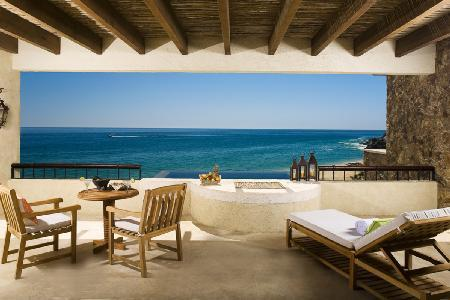 Capella Pedregal- ocean views, 2 ensuite plunge pools, beach & gym access - Image 1 - Cabo San Lucas - rentals