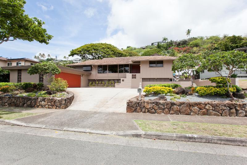 The front of Hale Poola - Hale Poola - Honolulu - rentals