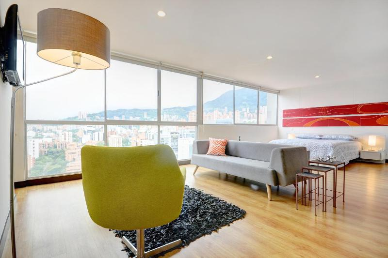 Modern Loft In El Poblado - Image 1 - Medellin - rentals
