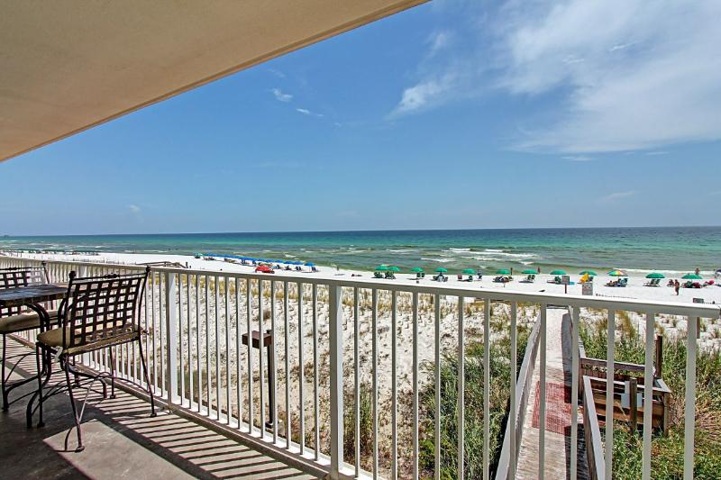 Sea Dunes 204 - Book Online! 3BR/3BA Gulf Front on Okaloosa Island! Buy 3 nights or more get 1 FREE thru Feb 2015! - Image 1 - Fort Walton Beach - rentals