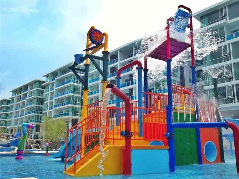 Kids Water Play - 2 BR My Resort Hua Hin Condo - Hua Hin - rentals