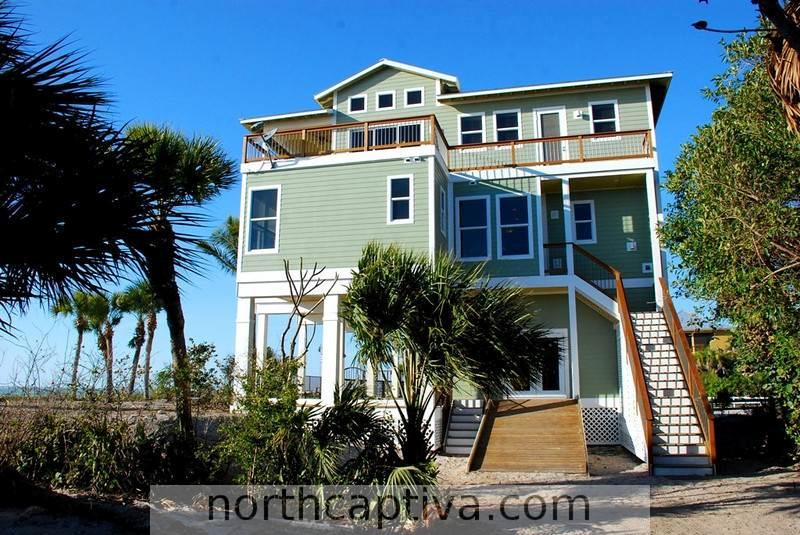 174-The Green Flash - Image 1 - North Captiva Island - rentals