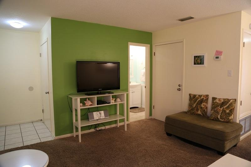 Living Room - Ocean Reef 105 - Gulfside - Gulf Shores - rentals