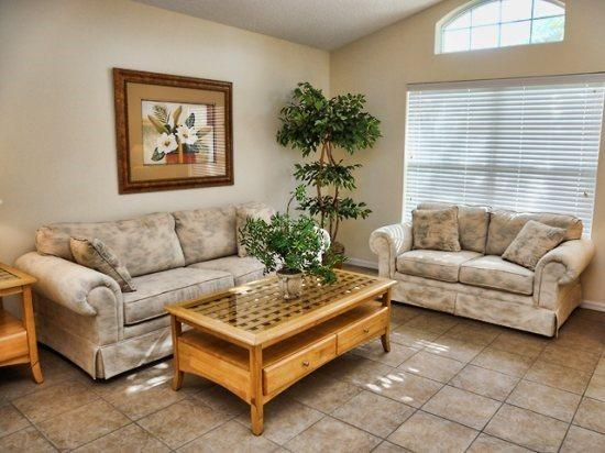 4 Bedroom 3 Bathroom Solana Resort Home. 225CA - Image 1 - Orlando - rentals