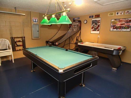 Luxury 4 Bed 3 Bath Pool Home with Games Room in Hampton Lakes. 864BD - Image 1 - Orlando - rentals
