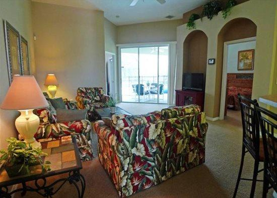4 bedroom 3 Bath Pool Home In Gated Community. 648CD - Image 1 - Orlando - rentals