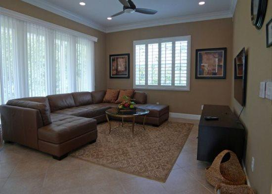 Fabulous 4 Bedroom 4 Bath Home in Reunion Resort. 7722LL - Image 1 - Orlando - rentals