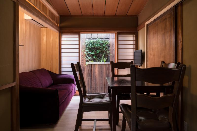 Living room - Momiji-an -Private & Comfortable in Kiyomizu Area - Kyoto - rentals