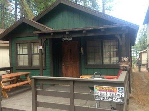 Brown Bears Cabin #1091 ~ RA45923 - Image 1 - Big Bear Lake - rentals
