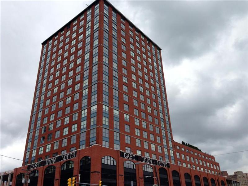 Cast Iron Lofts 1 Bedroom Suite in Soho West By Pelican Residences - Image 1 - Jersey City - rentals